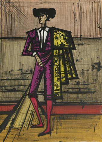 toreador by bernard buffet
