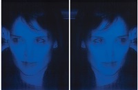 untitled - away from myself (diptych) by paul rusconi