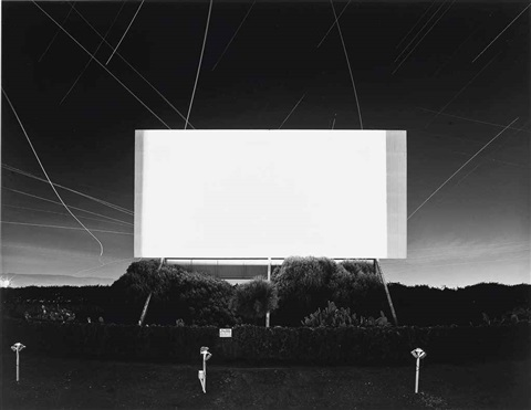 union city drive in union city by hiroshi sugimoto