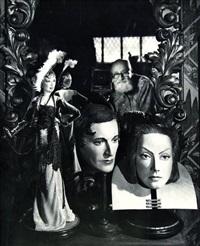 self-portraits (series of 6 works) by angus mcbean
