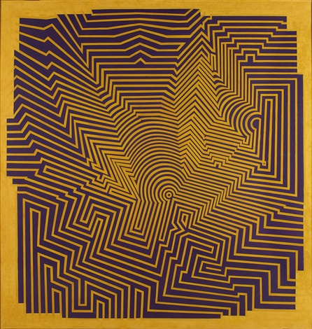 mach c by victor vasarely