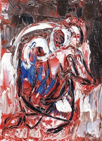 senza titolo by karel appel