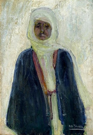 moroccan man by henry ossawa tanner