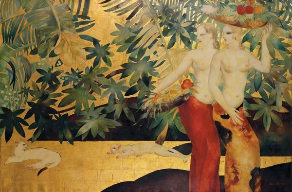 le jardin deden by micao kono - Jardin D Eden