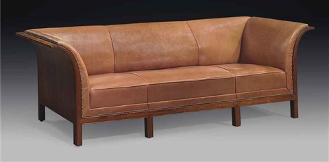 settee by frits henningsen