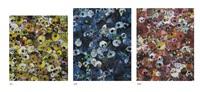 mgst, 1968 --> 2011 / mcbst, 1959 --> 2011 / mcrst, 1962 --> 2011 (three works) by takashi murakami
