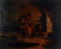 la flambèe by louis adolphe tessier