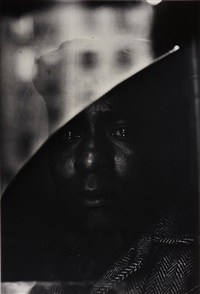 norman fontanelle sr., harlem, new york by gordon parks