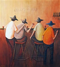 kelly's bar by terry cousins