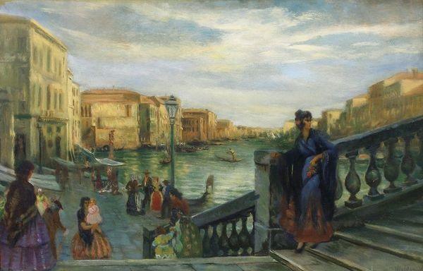 venise by giuseppe maldarelli