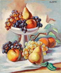 coupe de fruits by andré lhote