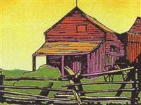 the lost barn by leonard hutchinson