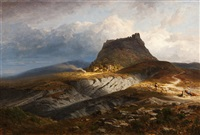 canossa by hermann (august) kruger