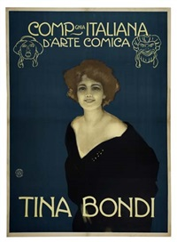 tina bondi by posters: artists