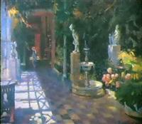 le palais vorontsov by vassili brataniuk