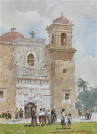 mission san jose by lowell ellsworth smith