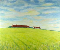 east lothian, summer by gay grossart