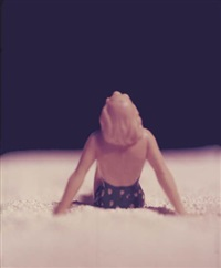 untitled (from the american beauties series) by david levinthal
