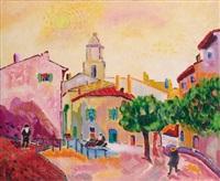 village méridional by jacques pons