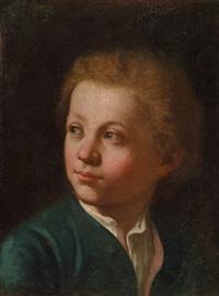 porträt eines knaben by pietro antonio rotari