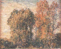 a study of trees by walter griffin