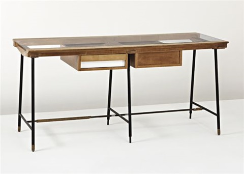 Double Sided Desk By Ico Parisi On Artnet