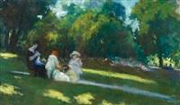 le jardin by nicolae gropeanu