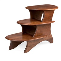 tiered table by steven spiro