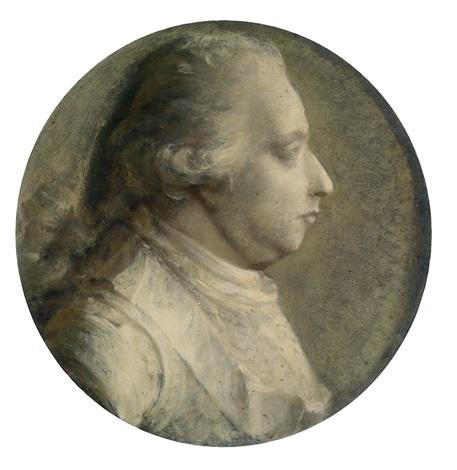 profilbildnis von gustav iii könig von schweden 1746 1792 by alexandre évariste fragonard
