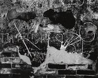wall scrawls by edward weston