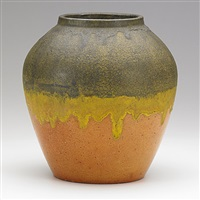 vessel by merrimac pottery