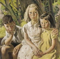 children from the town by bernard fleetwood-walker