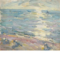 seascape by joseph raphael