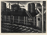 tank cars by paul raphael meltsner