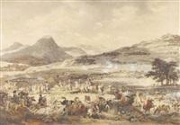 la bataille du mont-thabor by louis françois lejeune