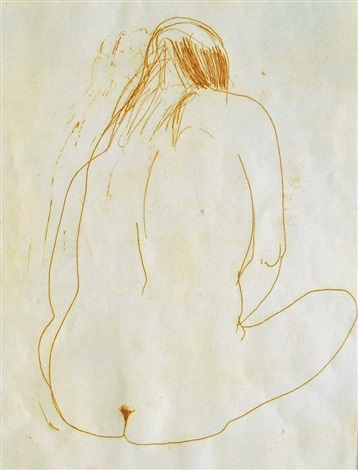 back by brett whiteley