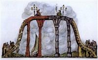 london bridge is falling down by arnold lobel