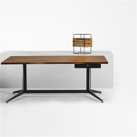 desk by ward bennett