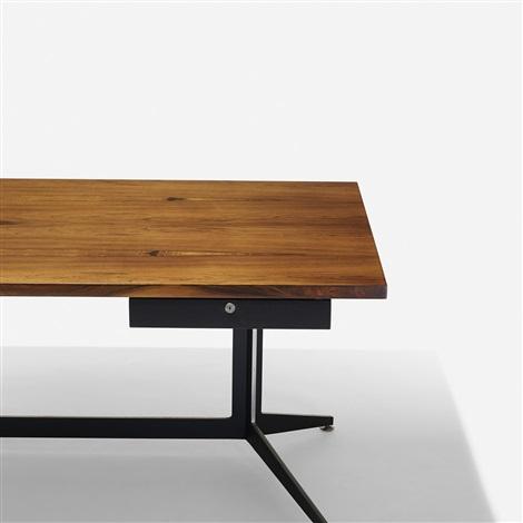 desk by ward bennett