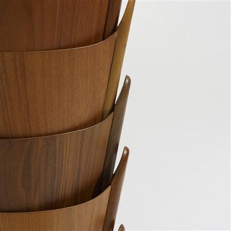 wastepaper baskets (set of 6) by p.s. heggen