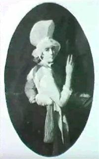 dame de la halle. by jeanne gadou-royer