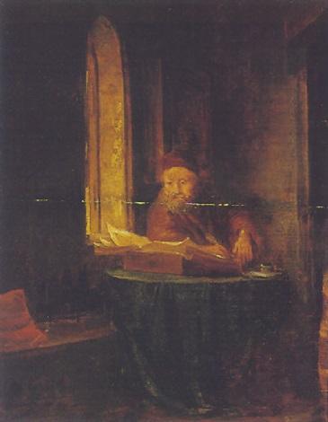 biblical scholar by jacob van spreeuwen