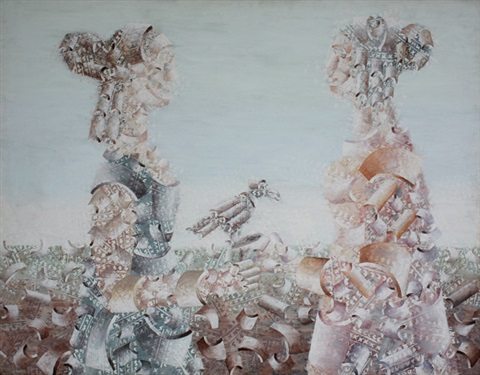 two figures i by ibrahim ors