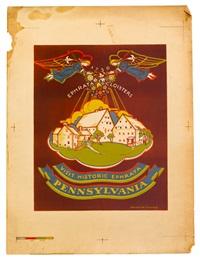 visit historic ephrata/pennsylvania by katherine milhous