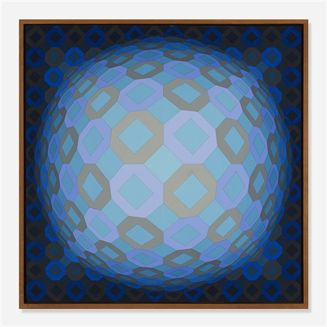 okta pos va by victor vasarely