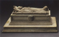 the effigy of frederick arthur, 16th earl of derby by herbert tyson smith