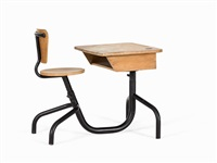 school furniture by jean prouvé
