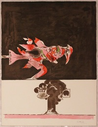 firebird ii by graham sutherland