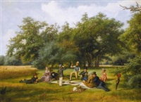 the picnic by david monies