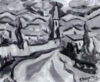 landscape by maxim bugzester